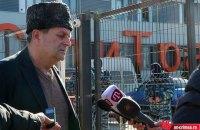 Срок ареста Ахтема Чийгоза в Крыму продлили до одного года