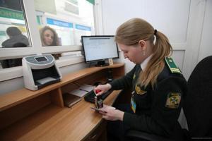 Госпогранслужба: на границе Украины с Россией беженцев нет