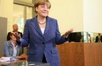 Меркель пообещала Порошенко поддержку