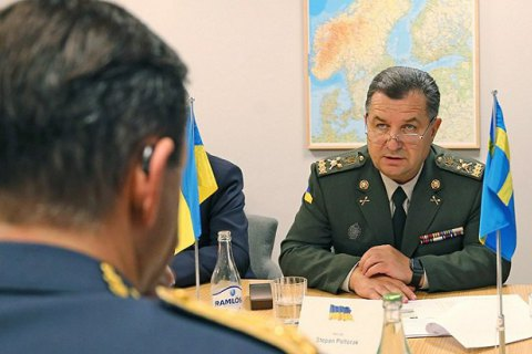 Полторак: Взоне АТО погибли 173 военных всамом начале года