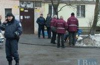 В Киеве неадекватный мужчина угрожал взорвать гранату