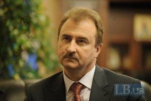 Попов назвал ошибкой штурм КГГА милицией