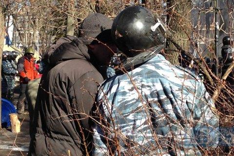 """ГПУ отправила под суд троих """"титушок"""" за преступления против Майдана"""