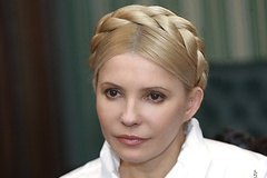 Тимошенко призвала брать власть в свои руки и ударить по Межигорью
