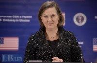 Нуланд посетит Москву для обсуждения Минских договоренностей