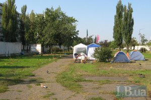 Киевсовет решил создать на Березняках парк отдыха вместо скандальной застройки