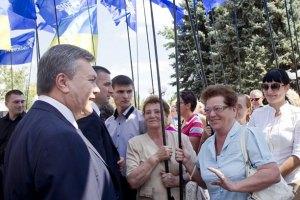 Януковича снова пригласили в Донецк