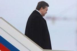 Янукович едет в Казахстан