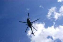В Гонконге разбился вертолет