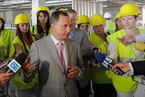 Колесніков назвав суму, витрачену на підготовку до Євро-2012