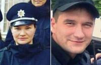У Дніпрі застрелили патрульного, його напарниця померла в лікарні (оновлено)