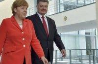 Меркель назвала отношения Германии и Украины превосходными
