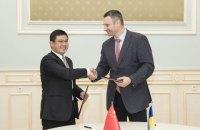 Китайцы собрались достроить Большую окружную дорогу вокруг Киева