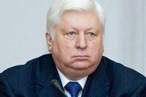 Пшонка назвал основную версию убийства харьковского судьи