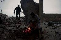 Командование ВСУ: бойцы на передовой обеспечены топливом и средствами обогрева