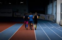 В Киеве пройдет благотворительный забег в пользу незрячих бегунов