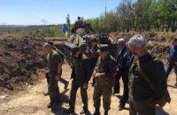 Окопные фото политиков дорого обходятся украинскому народу