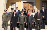 Португалия выделила Украине 200 тыс. евро на нелетальное вооружение