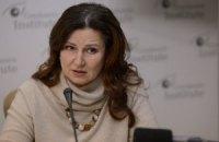 """Богословская завтра попробует взыскать со """"свободовца"""" 250 тыс. гривен"""