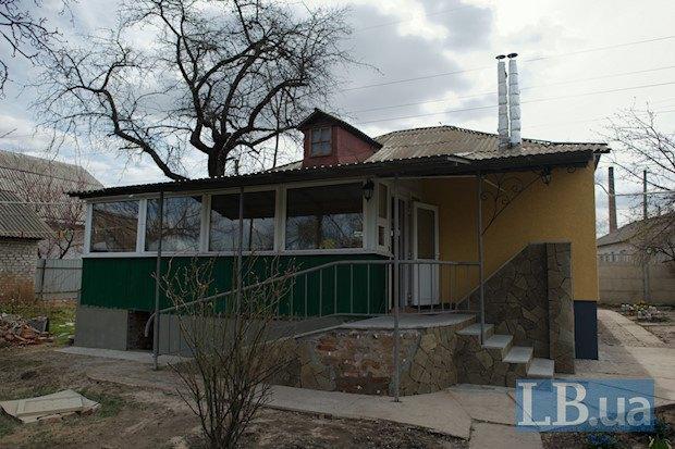 Новий будинок Буйновських