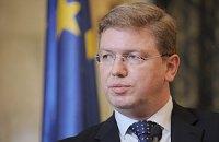 Европа: темпы визовой либерализации зависят от Украины