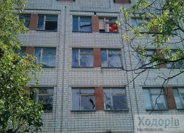 Ходорівська районна лікарня
