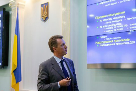 Порошенко пообещал внести кандидатуры новых членов ЦИК до субботы