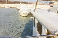 В Болгарии впервые с 1954 года замерзло Черное море