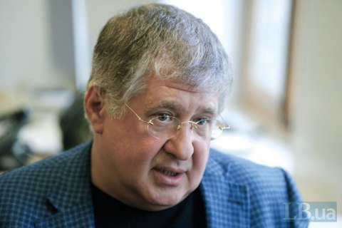 Коломойский о Боровике: пусть Порошенко расскажет, как выпускник школы КГБ стал замминистра