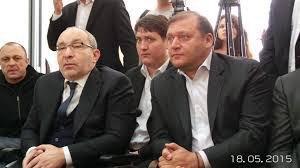 Юрій Дімент - на фото крайній ліворуч