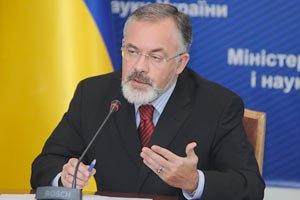 Табачник відкинув звинувачення Томенка у корупції