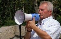 Опальный оппозиционер неожиданно вернулся в Украину