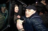 Тимошенко покинула харьковскую больницу