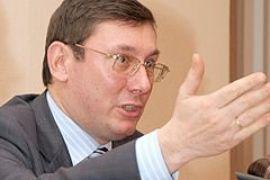 Луценко заявил, что грузины законно получили  удостоверения СМИ