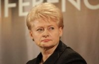 Президент Литвы: правительство Януковича потеряло доверие Евросоюза