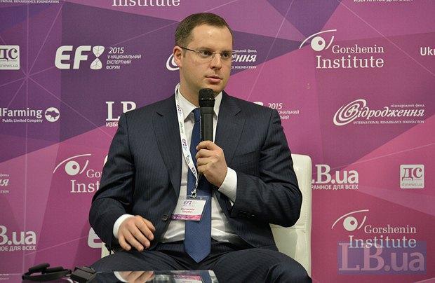 Ростислав Шурма, генеральный директор ЗАО <<Запорожсталь>>
