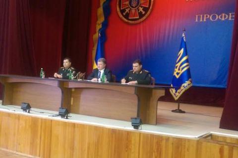 Порошенко сменил начальника Главного управления разведки