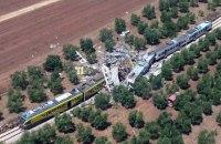 Не менее 10 человек погибли в железнодорожной катастрофе в Италии