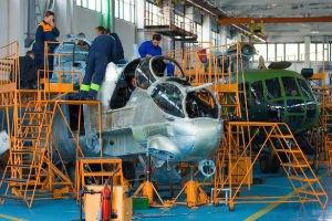 В Конотопе обстреляли из гранатомета авиаремонтный завод