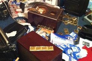 Из офиса КУПРа украли презервативы