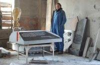 На Кіровоградщині відкрили пам'ятник убитим хліборобам