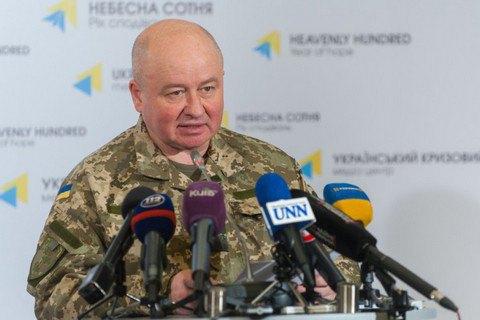 Ушел изжизни экс-заместитель командующего АТО Валентин Федичев