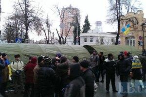 Силовики зачистили Крепостной переулок и улицу Грушевского (ОБНОВЛЕНО)