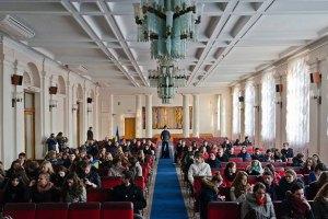 Студенты заняли Министерство образования (ДОКУМЕНТ)