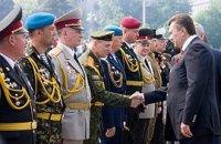 Президент взял под контроль вооруженные силы