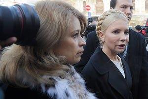ГПУ не пустила Тимошенко в Брюссель