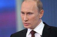 Путін написав статтю для китайської газети