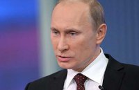 Путин чувствует острый дефицит женщин