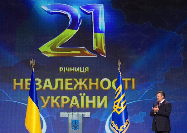 Виктор Янукович становится все менее легитимным президентом