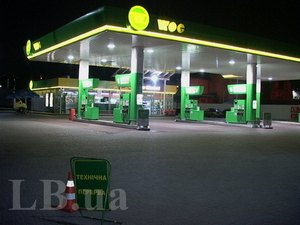 Антимонопольный комитет обвинил WOG, OKKO, Shell и SOCAR в сговоре